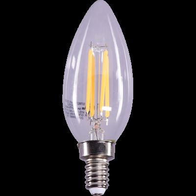 IllumiSci B11 LED Candelabra Light Bulb